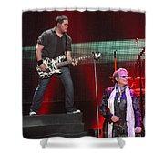Van Halen-7241b Shower Curtain