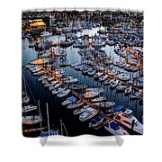 Vancouver British Columbia 9 Shower Curtain