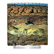 Varying Landscape Shower Curtain
