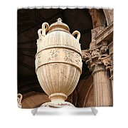 Vase - Palace Of Fine Art - San Francisco Shower Curtain
