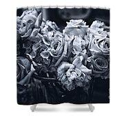 Vase Of Flowers 2 Shower Curtain by Madeline Ellis
