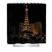 Vegas Shower Curtain