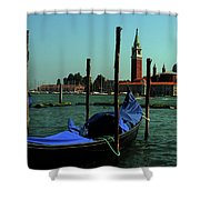 Venetian Gandola Shower Curtain