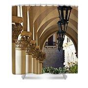 Venetian Hotel Las Vegas Nevada Shower Curtain