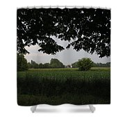 Veneto's Countryside In May Shower Curtain