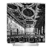 Venice: Doges Palace Shower Curtain
