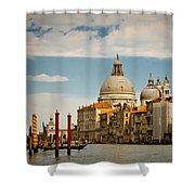 Venice Entryway Shower Curtain