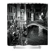 Venice Evening Shower Curtain