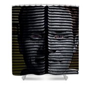 Vented Shower Curtain