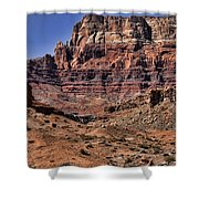 Vermilion Cliffs Arizona Shower Curtain