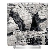 Vermilion Cliffs II Shower Curtain