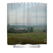Vermont Shower Curtain