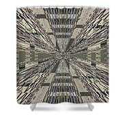 Verve 8 Shower Curtain
