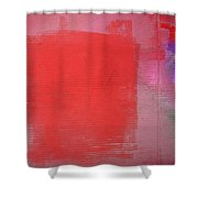 Vibration Shower Curtain