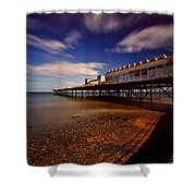 Victoria Pier Shower Curtain