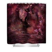 Victorian Dreams Shower Curtain