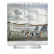 Vienna, 1823 Shower Curtain