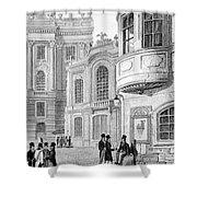 Vienna: Hofburgtheater Shower Curtain