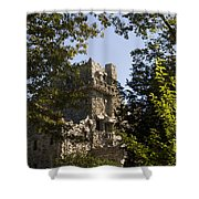 View Of Gillette Castle Shower Curtain