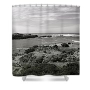 View Of The Cove Shower Curtain