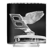 Vintage Bentley 2 Shower Curtain