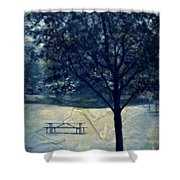 Vintage Park Shower Curtain