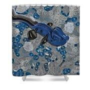 Violinelle - V02-09a Shower Curtain