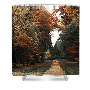 Virginia Water Shower Curtain