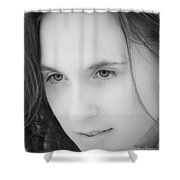 Visage Shower Curtain