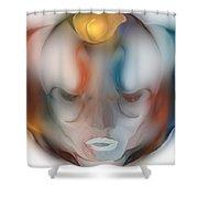 Visage Shower Curtain