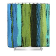 Visual Cadence Vi Shower Curtain