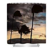 Wa'alaea Sunrise Shower Curtain