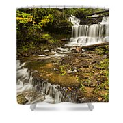 Wagner Falls 5 Shower Curtain