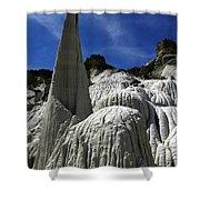 Wahweap Hoodoos Shower Curtain