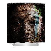 Waldgeist Shower Curtain
