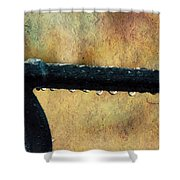 Walk Me Out In The Morning Dew Shower Curtain