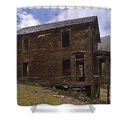 Walsh-duncan House Shower Curtain