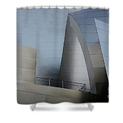 Walt Disney Concert Hall 2 Shower Curtain