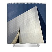 Walt Disney Concert Hall 5 Shower Curtain