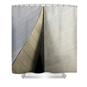 Walt Disney Concert Hall 6 Shower Curtain
