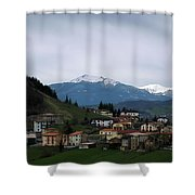 Wandering In Tuscany Shower Curtain