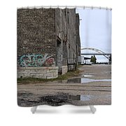 Warehouse And Hoan 2 Shower Curtain