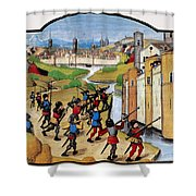 Warfare: Siege Of Arras Shower Curtain