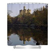 Warkworth Castle Shower Curtain