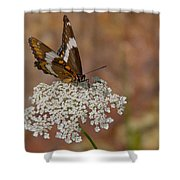 Warm Summer Day Shower Curtain