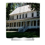 Washburn Cottage Wawona Shower Curtain