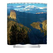 Washburn Sunset Shower Curtain