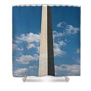 Washington Monument I Shower Curtain