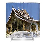 Wat Sen II Shower Curtain