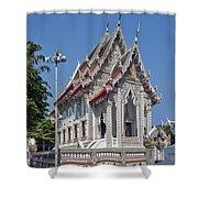 Wat Suan Phlu Ubosot Dthb1128 Shower Curtain